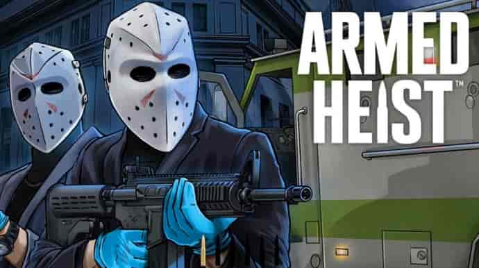 Armed Heist MOD APK 2.3.8 (Invincible) Latest Version Download