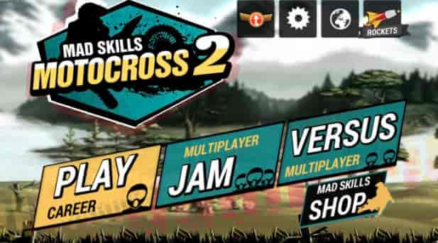 Mad Skills Motocross 2 2.26.3411 Mod Apk (Unlimited Everything) Download