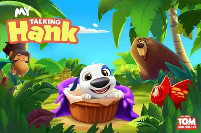 My Talking Hank Mod Apk 1.9.2.31 (Unlimited Diamonds/Coins) Download