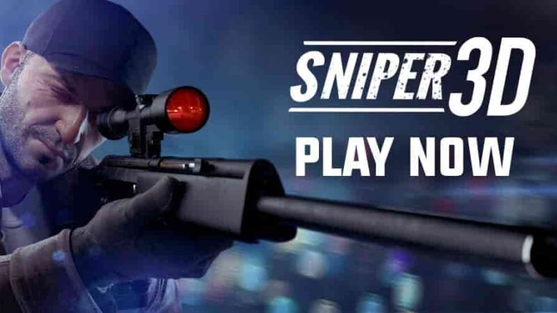 Sniper 3D Gun Shooter Mod Apk Download 3.25.2 (Unlimited Money) for Android