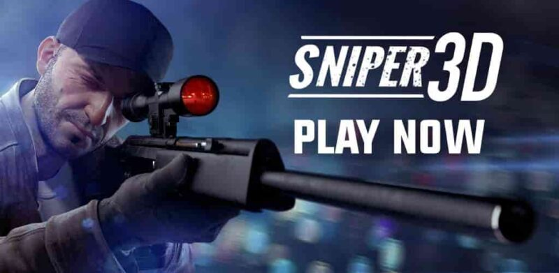 Sniper 3D Gun Shooter Mod Apk Download 3.19.1 (Unlimited Money) for Android