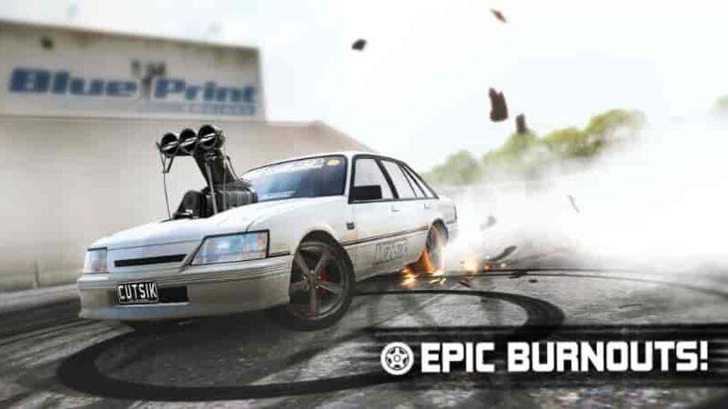 Torque Burnout 3.1.6 Mod Apk + Data (Unlimited Money) Latest Version Download