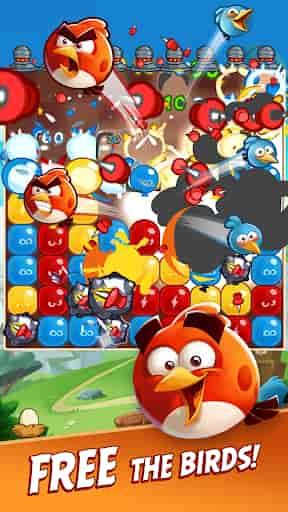 Angry Birds Blast Mod Apk Download