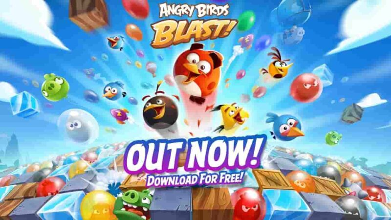 Angry Birds Blast Mod Apk 2.0.7 (Unlimited Coins) Download for android