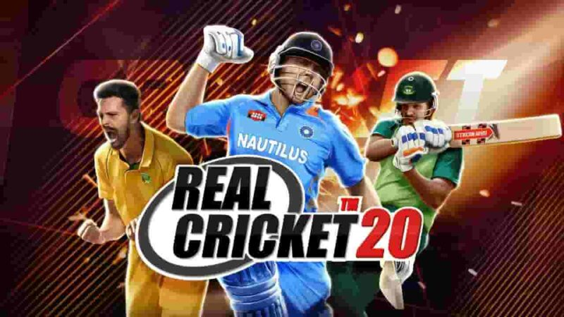 Real Cricket™ 20 Mod APK 3.7 (Unlimited Money) Download 2020