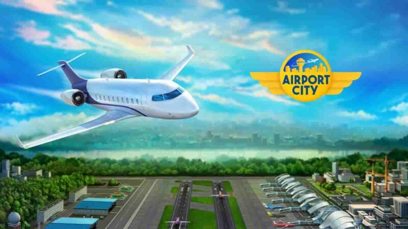 Airport City Mod Apk 8.4.18 (Energy/Fuel/Gold) Free Download