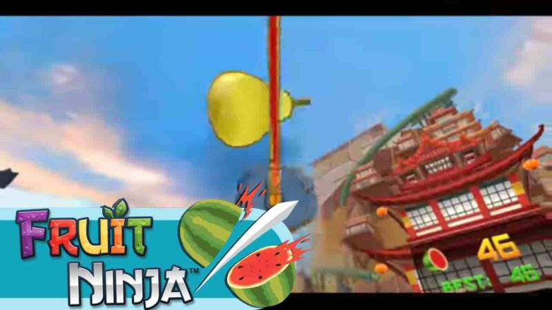 Fruit Ninja MOD APK 3.0.1 (Unlimited Money/Score) Free Download