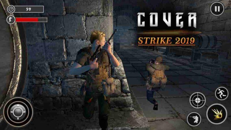 Cover Strike Mod Apk 1.5.40 (Money/ Unlocked Guns) Free Download