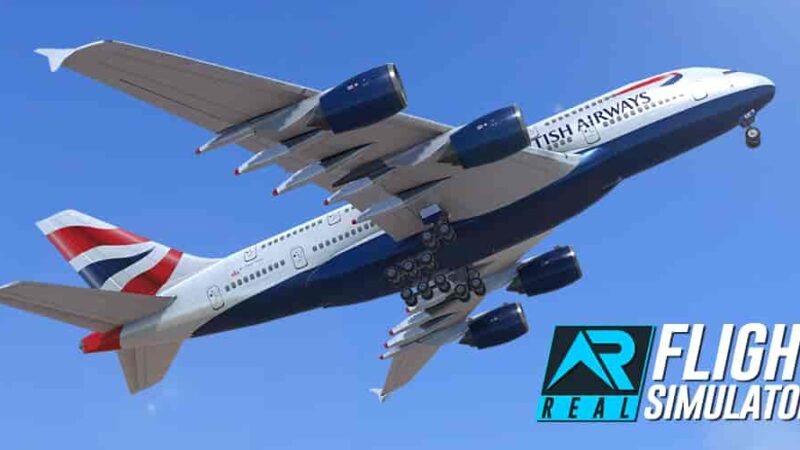 Real Flight Simulator Mod Apk 0.9.6 (Unlocked) Free Download