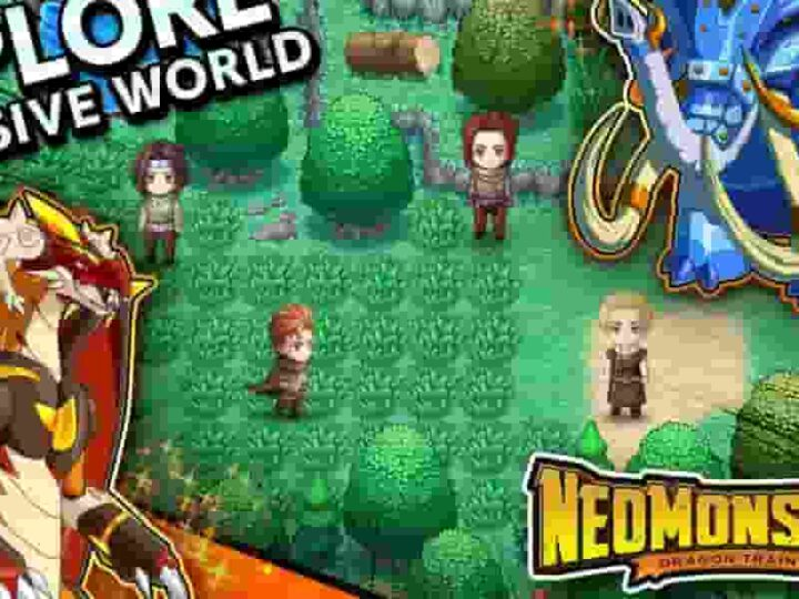 Neo Monsters Mod Apk 2.16 (Unlimited Gems) Free Download