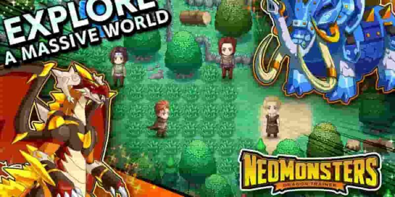 Neo Monsters Mod Apk 2.16.1 (Unlimited Gems) Free Download