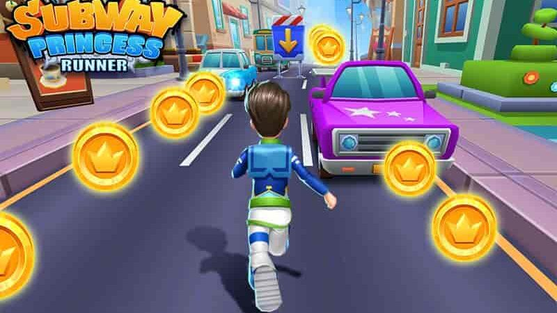 Subway Princess Runner MOD APK 4.8.3 (Unlimited Money) Free Download