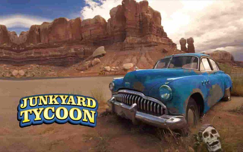 Junkyard Tycoon Mod Apk + Data 1.0.21 (Unlimited Diamonds) Download