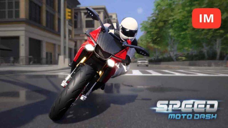 Speed Motor Dash Mod Apk + Data 1.1.4 (Unlimited Money) Free Download