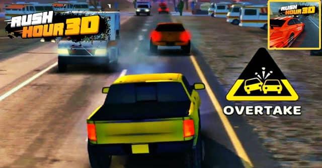 Rush Hour 3D Mod Apk 20201208 (Unlimited Diamonds) Free Download