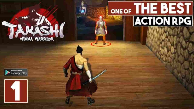 Takashi Ninja Warrior Mod Apk 2.1.28 (Unlimited Gold) Latest Download