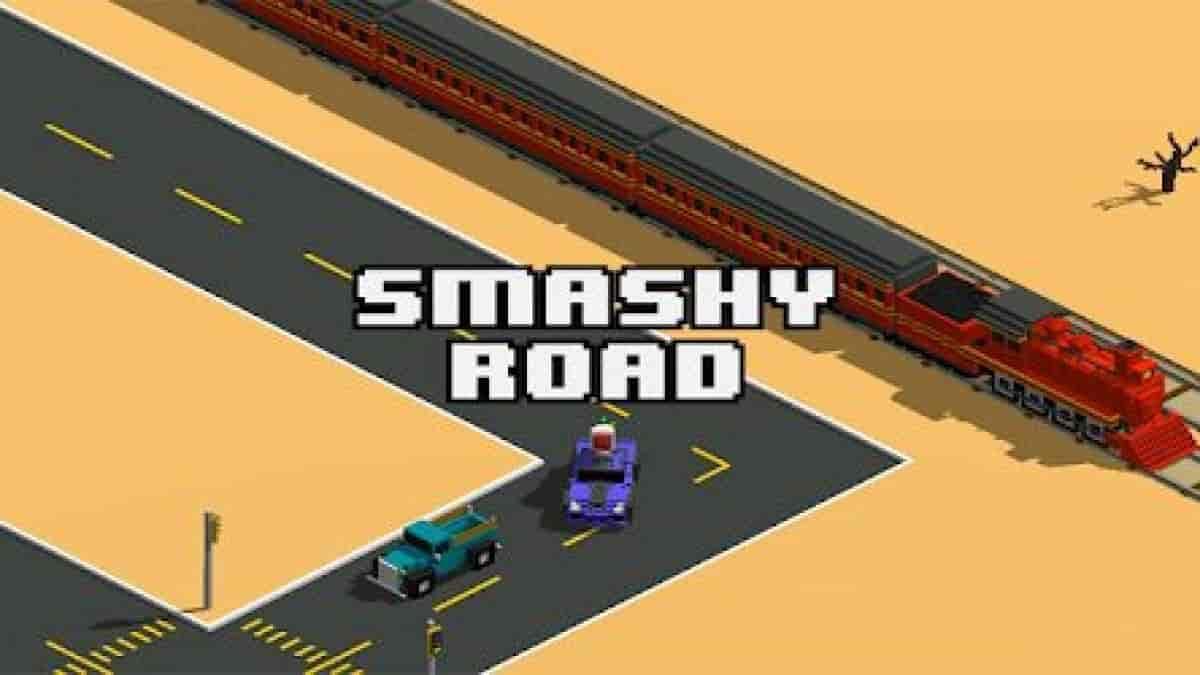 Smashy Road 2 1.22 Mod Apk (Unlimited Money) Latest Download