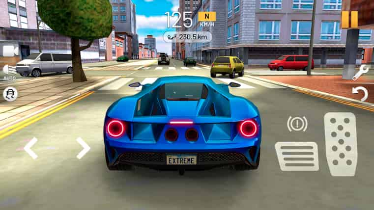 Extreme Car Driving Simulator 5.3.2 Mod Apk (Money) Download