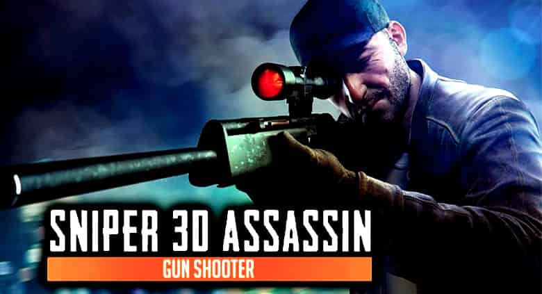 Sniper 3D Gun Shooter Mod Apk Download 3.31.1 (Unlimited Money) for Android