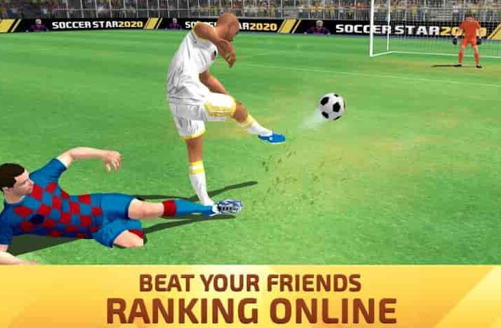 Soccer Star 2020 2.5.0 Mod Apk (Unlimited Money) Download