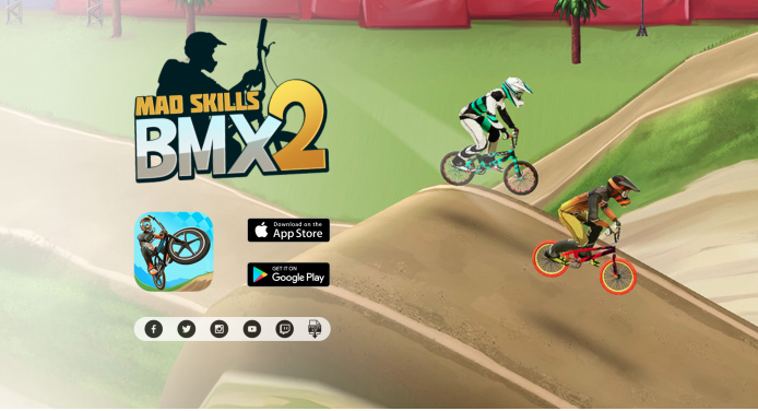 Mad Skills BMX 2 2.2.1 Mod Apk (Unlimited Money) Download
