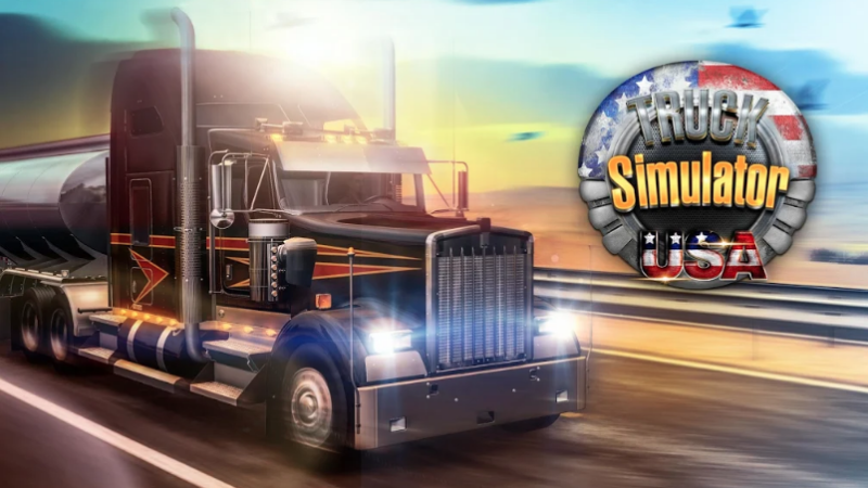 Truck Simulator USA MOD APK 2.2.0 (Unlimited Gold) Download
