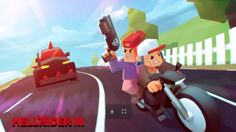 Hellrider 3 1.15 Mod Apk (Unlimited Money) Latest Download