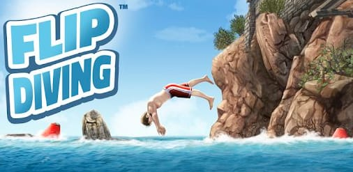 Flip Diving 3.3.0 Mod Apk (Unlimited Money) Download