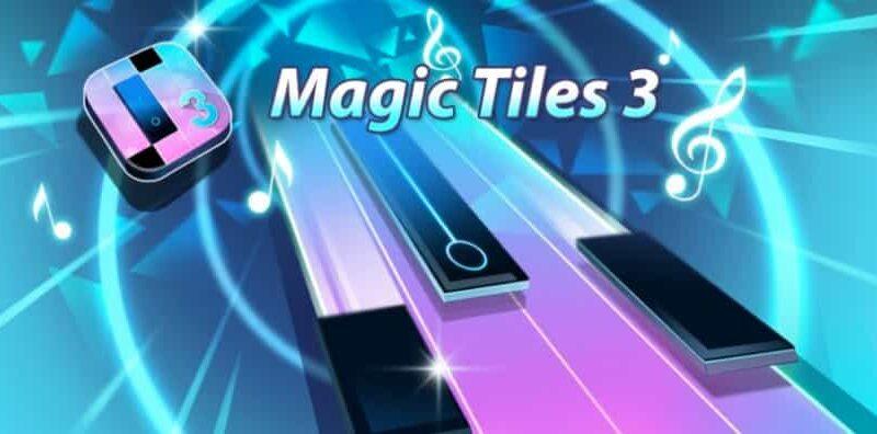 Magic Tiles 3 8.013.003 MOD APK (Unlimited Gems/Lives) Download