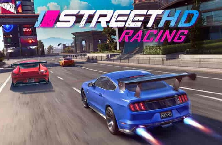 Street Racing HD Mod Apk 6.1.9 (Free Shopping) Latest Download