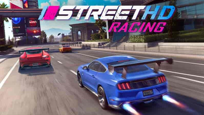 Street Racing HD Mod Apk 6.1.9 (Free Shopping) Latest Download