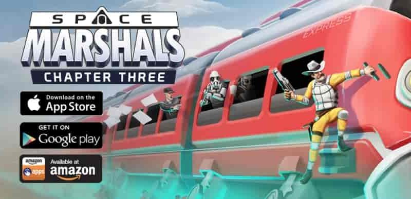 Space Marshals Mod Apk + Data 1.3.2 (Free Shopping) Download