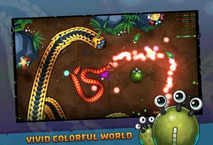 Little Big Snake Mod Apk 2.6.31 (Unlocked VIP) Latest Download