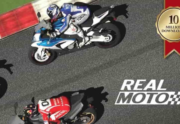 Real Moto Mod Apk + Data 1.0.70 (Unlimited Money) Download