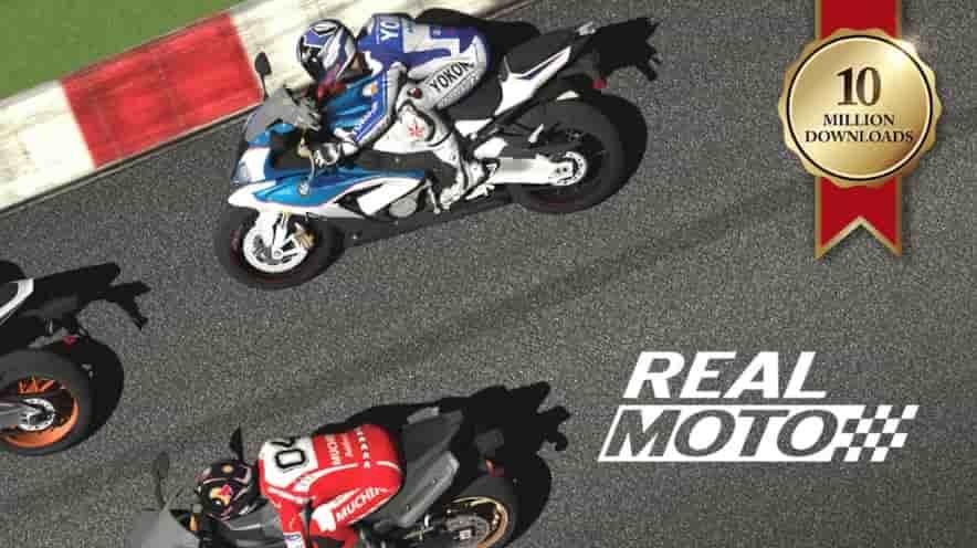 Real Moto Mod Apk + Data 1.0.70 (Unlimited Money) Download