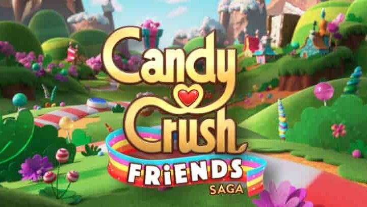 Candy Crush Friends Saga Mod Apk 1.57.2 (Lives/Moves) Download
