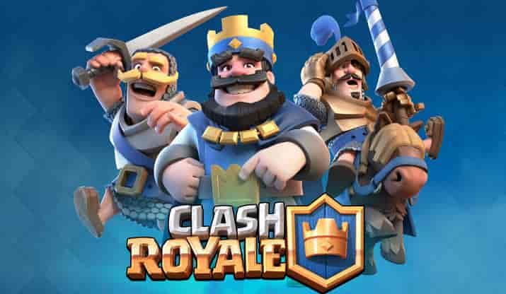 Clash Royale Mod Apk 3.6.1 (Unlimited Money) Download