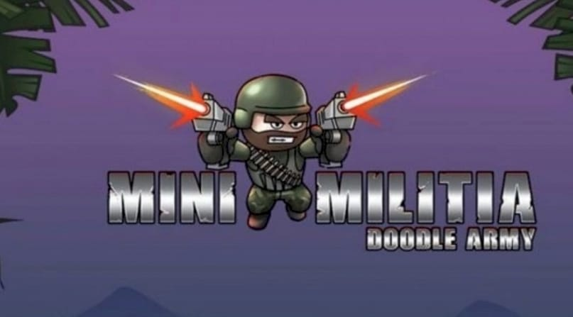 Mini Militia Mod Apk 5.3.6 (Unlimited Ammo and Nitro) Latest Download