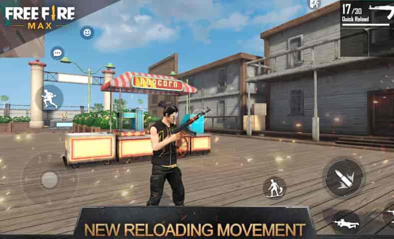 Free Fire MAX Mod Apk + Data 2.62.2 (Unlimited Movie) Download