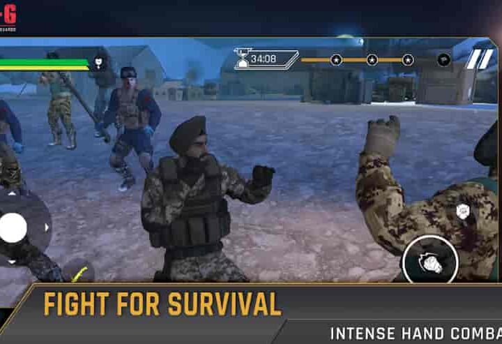FAU-G Mod Apk v1.0.10 (Unlimited Everything) Download
