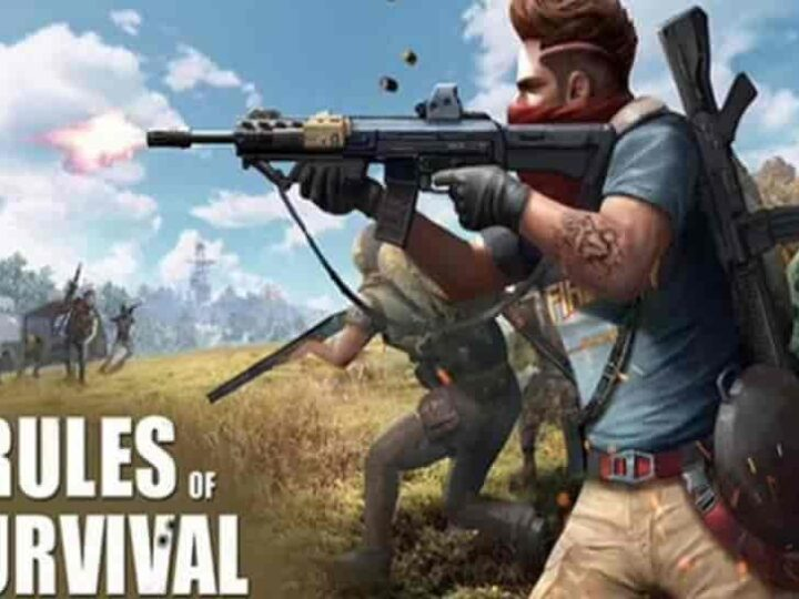RULES OF SURVIVAL Mod Apk 1.610437.527451 (Patched) Download