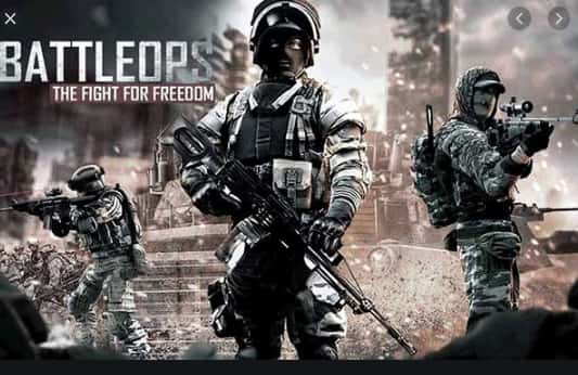 BattleOps Mod Apk + Data 1.1.7 (Unlimited Gold) Download