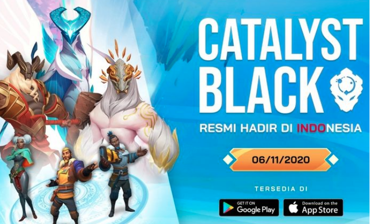 Catalyst Black Mod Apk + Data 0.10.2 (Unlimited Money) Download