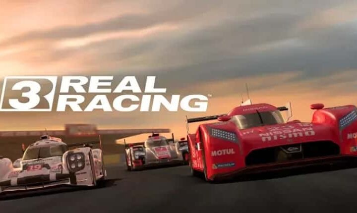Real Racing 3 Mod Apk + Data 9.4.0 (All Unlocked) Download