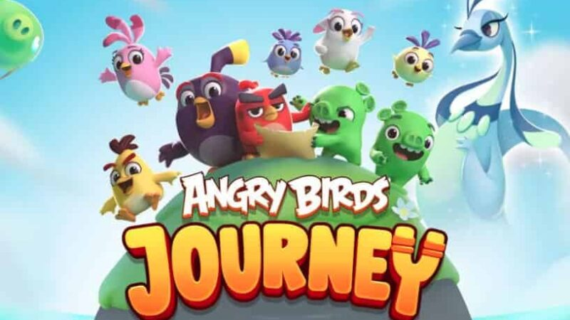 Angry Birds Journey Mod Apk 1.4.0 (Unlimited Live) Download