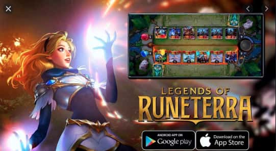 Legends of Runeterra Mod APK 02.08.014 (Money) Download